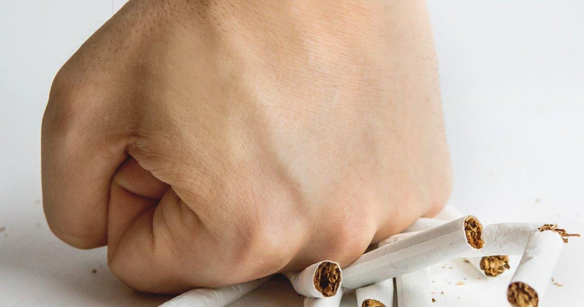 Matrica | Mentődoboz Depó Dohányzás elsősegély